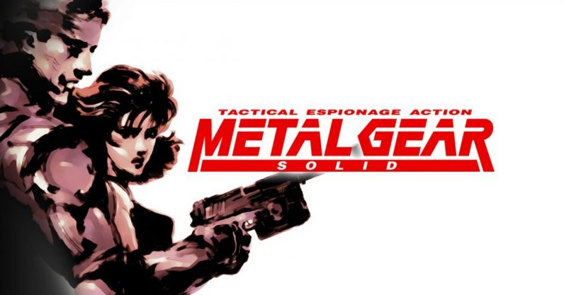 Hideo Kojima Metal-Gear-Solid-Sony-Playstation Remake