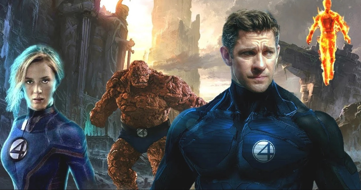Marvel's The Fantastic Four Working With S.W.O.R.D, Seeds Planted in WandaVision Emily Blunt John Krasinski