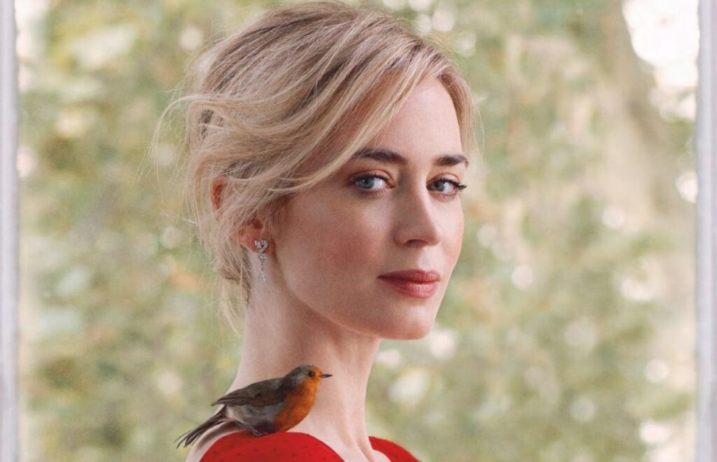 Emily Blunt in Talks for 'The Fantastic Four'