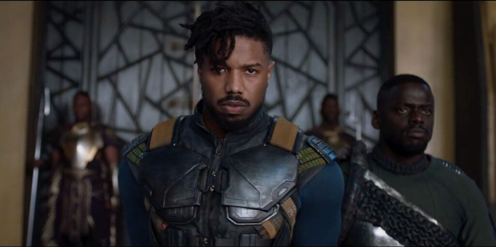 Michael B. Jordan Could Be Next Black Panther in Sequel