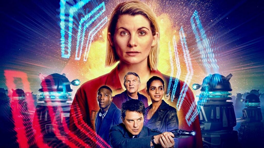 Review – Doctor Who: Revolution Of The Daleks