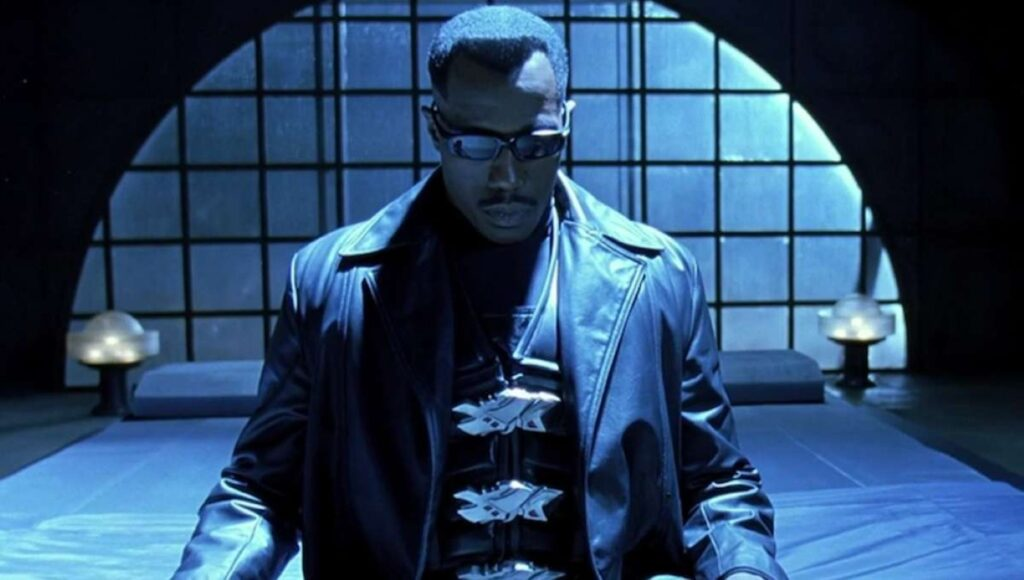 Marvel Studios Blade Reboot Will Have A PG-13 Rating