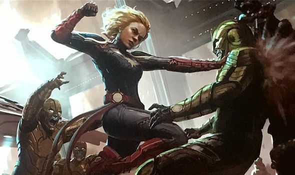 Captain Marvel 2 Casting is Likely Skrull Queen