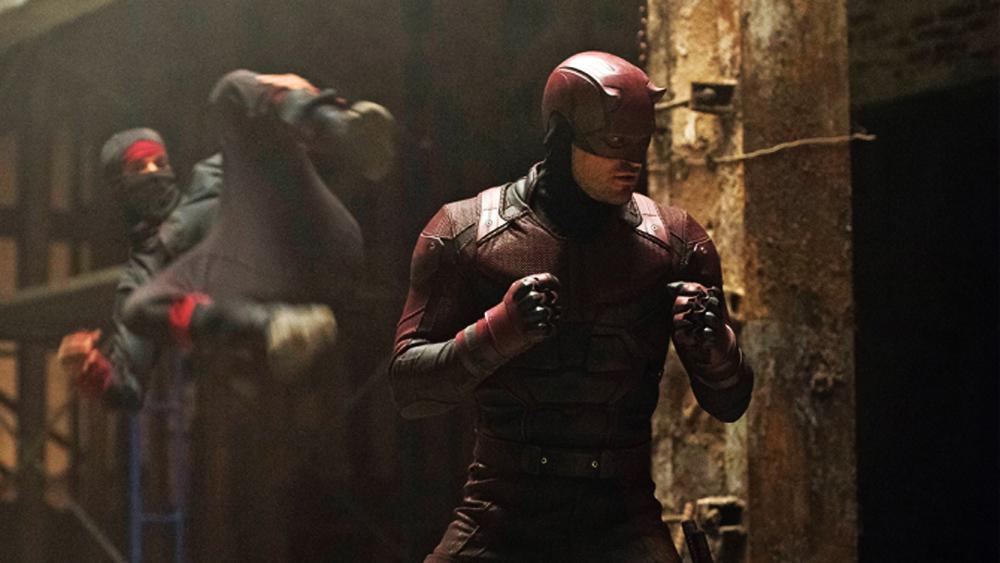 Charlie Cox Daredevil Marvel Studios