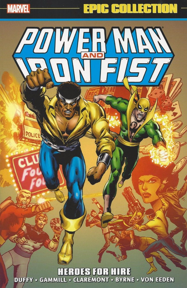Luke Cage and Iron Fist to Form Team on Disney Plus Series