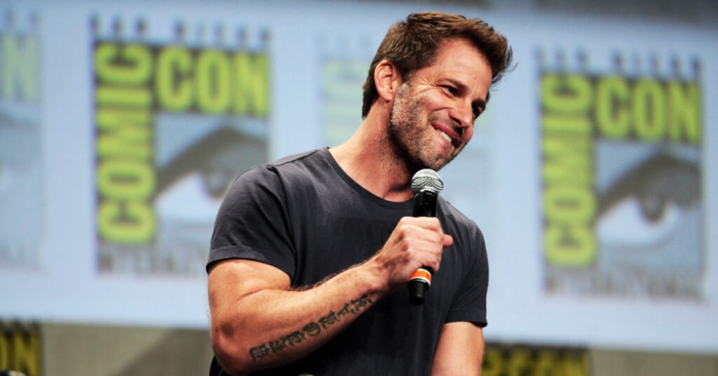 Does Zack Snyder Have a Future With DC Films?