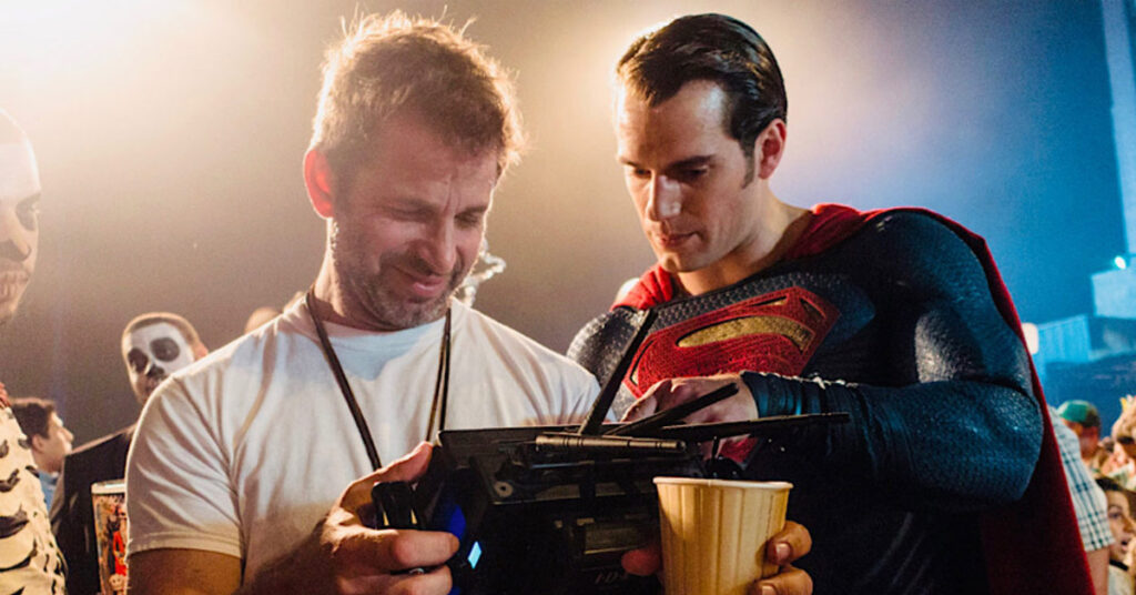 Does Zack Snyder Have a Future With DC Films Justice League
