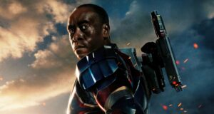 Don Cheadle as War Machine will join The Falcon and the Winter Soldier on Disney Plus