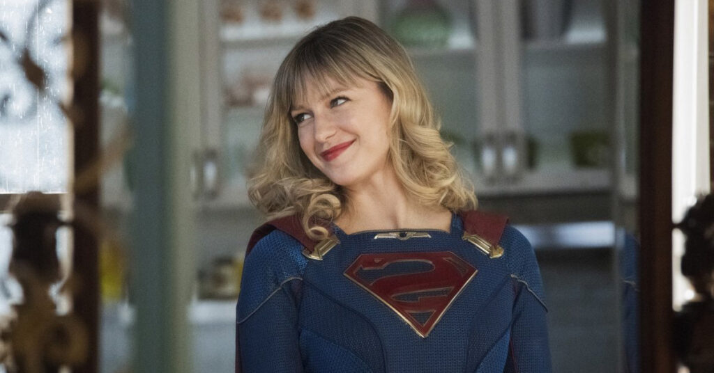 Flash Movie Adds New Supergirl But Melissa Benoist May Not Be Done on TV