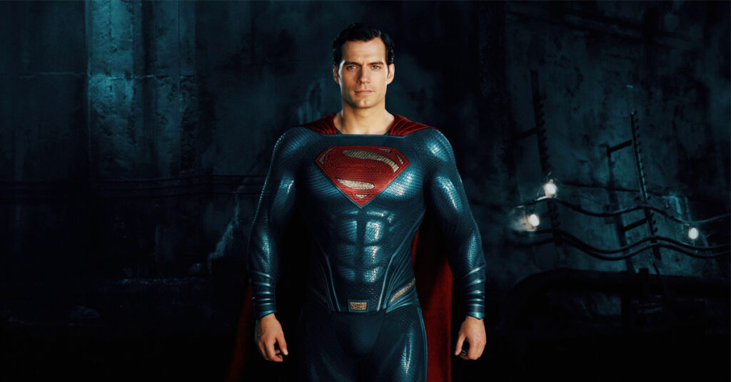 Henry Cavill Not Done With Superman Yet DC Films
