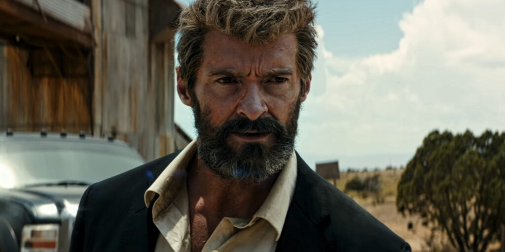 Hugh Jackman Marvel Wolverine