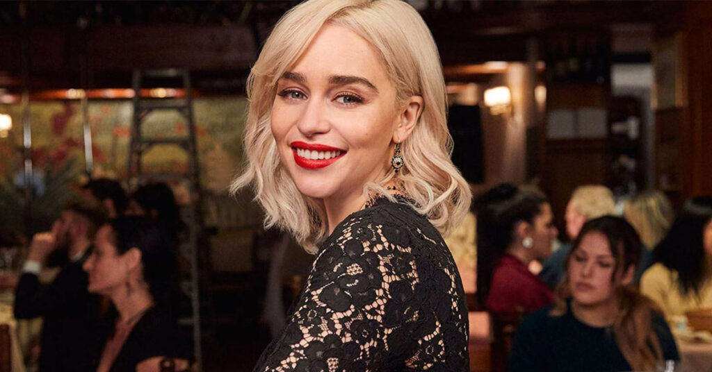 Is Emilia Clarke Replacing Amber Heard As Mera