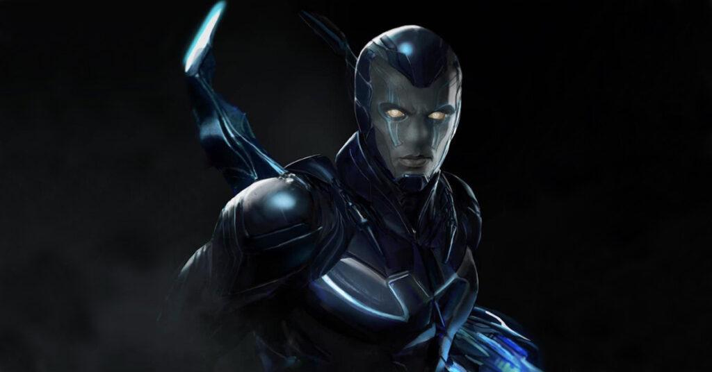 Jaime Reyes Version of Blue Beetle Headed to the Big Screen