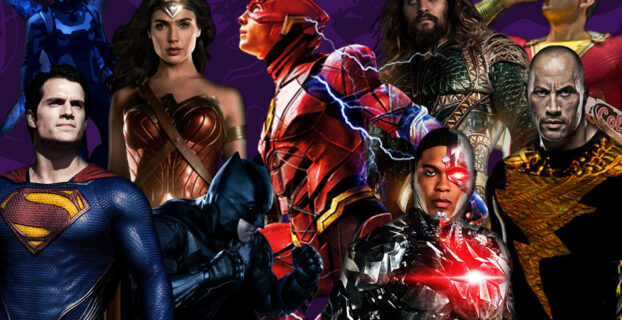Justice League Reborn in Flash Film with Added New Members