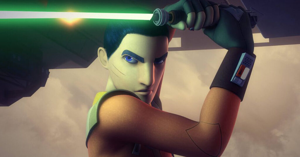 Lucasfilm in Talks With Mena Massoud for Ezra Bridger