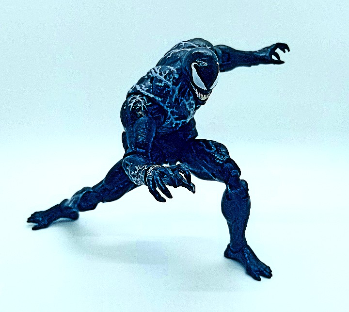 New Marvel Legends Venom Figure is Wicked