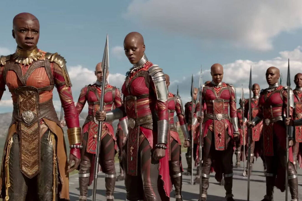 Marvel's Black Panther's Dora Milaje, rumoured to star in Wakanda Spin Off Series