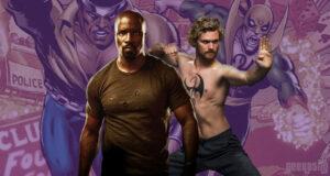 Marvel's Luke Cage and Iron Fist to Form Team on Disney Plus Series