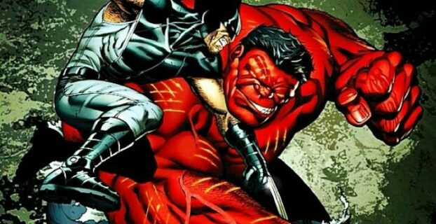 Marvel's Red Hulk to Fight Wolverine in Upcoming Film