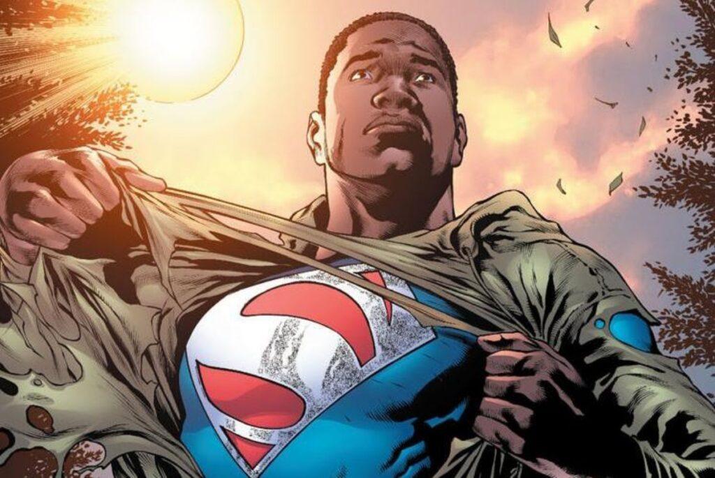 Superman Michael B. Jordan J.J. Abrams
