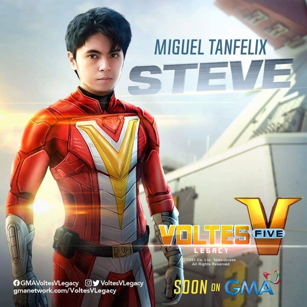 Miguel Tanfelix Officially Cast in Voltes V Legacy - Scoop Confirmed a