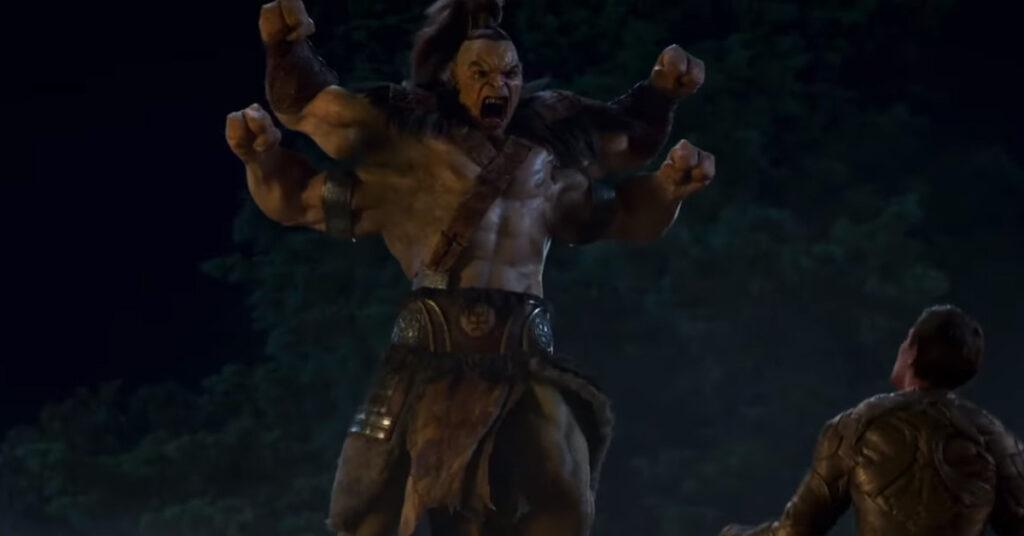 Mortal Kombat 2021 - Official Red Band Trailer