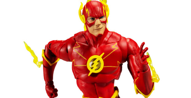 The Flash by McFarlane Toys