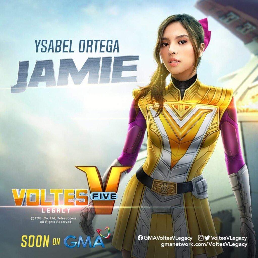 Ysabel Ortega Officially Cast in Voltes V Legacy - Scoop Confirmed