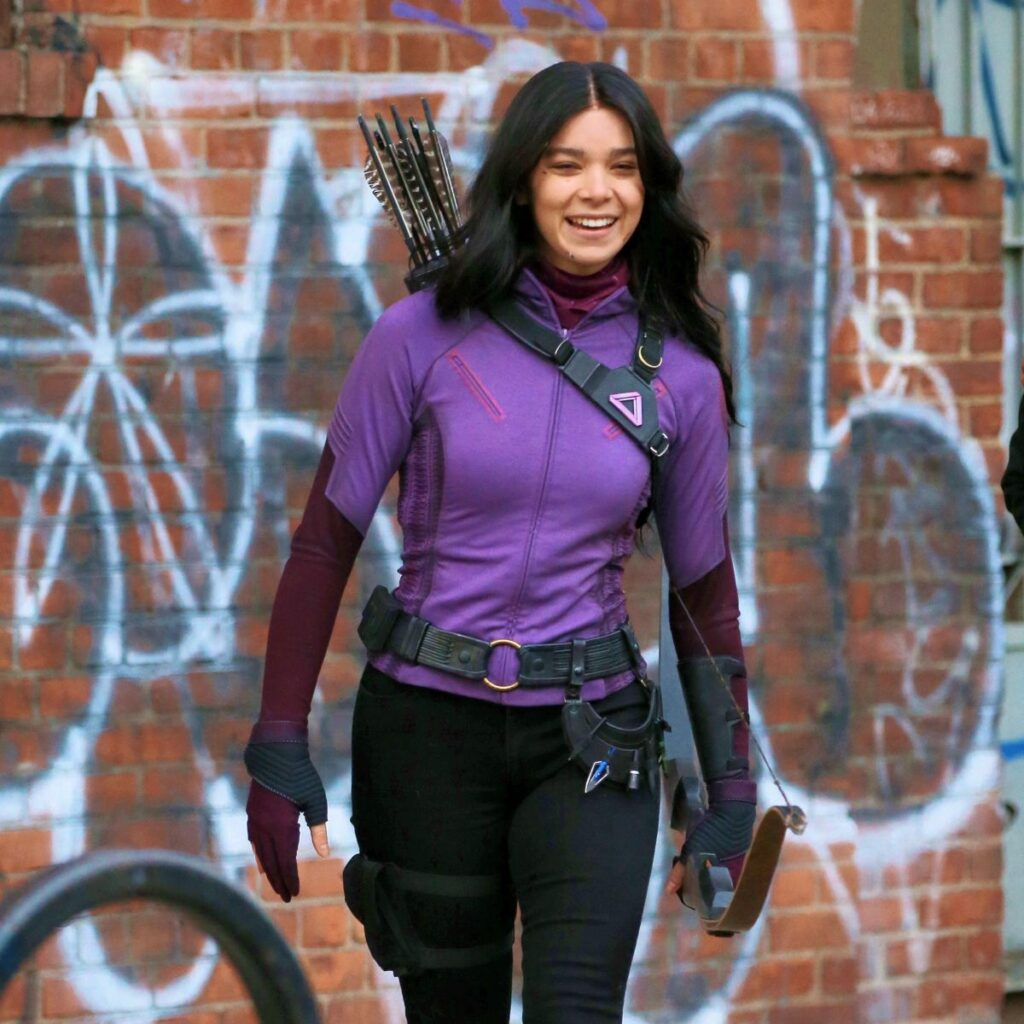 New Marvel Star Hailee Steinfeld Proud of Filipino Roots Hawkeye