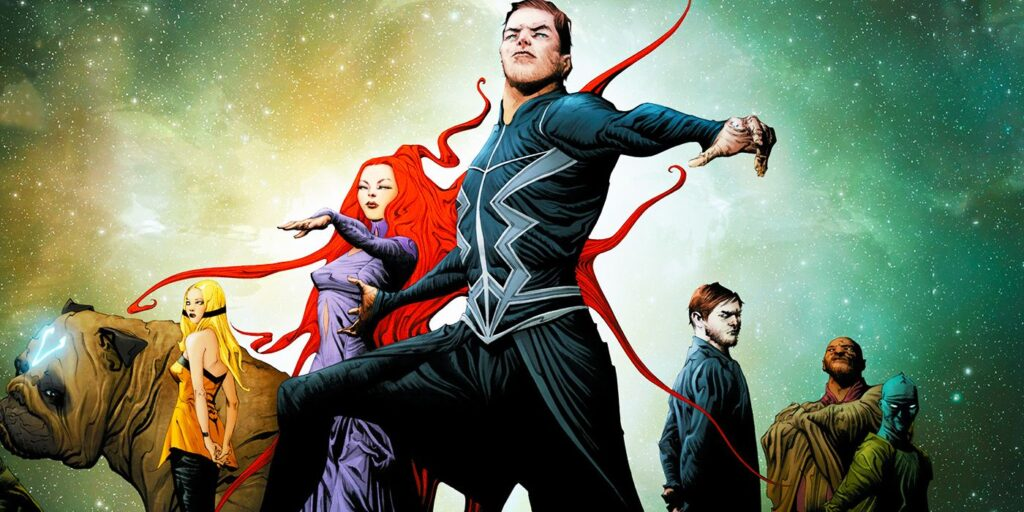 Marvel's Inhumans Will Be Rebooted in Fantastic Four Franchise