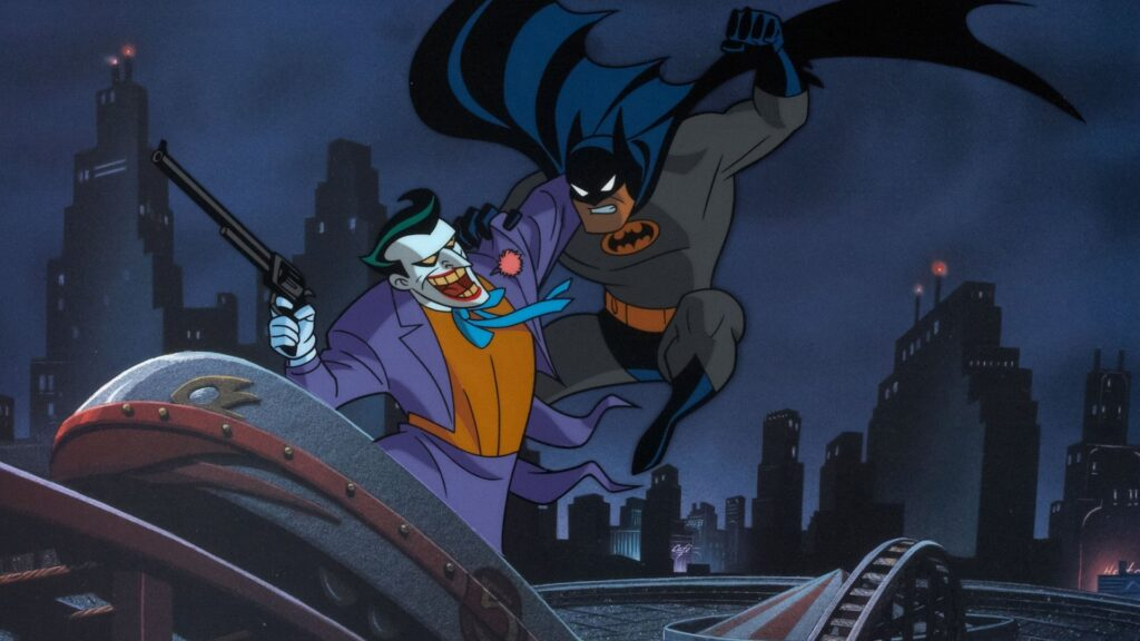 Batman: The Animated Series Sequel Coming To HBO Max With Kevin Conroy