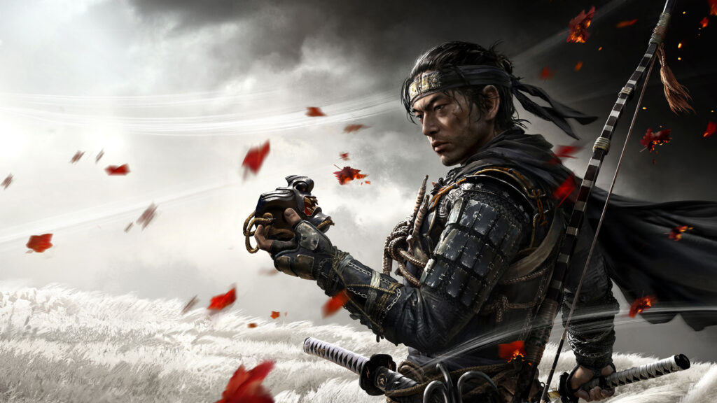 top-10-video-games-to-play-during-lockdown-Ghost-of-Tsushima