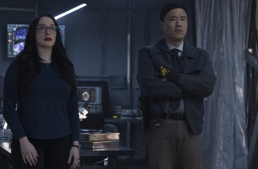 Kat Dennings Was Unaware of Mutant Guest on WandaVision
