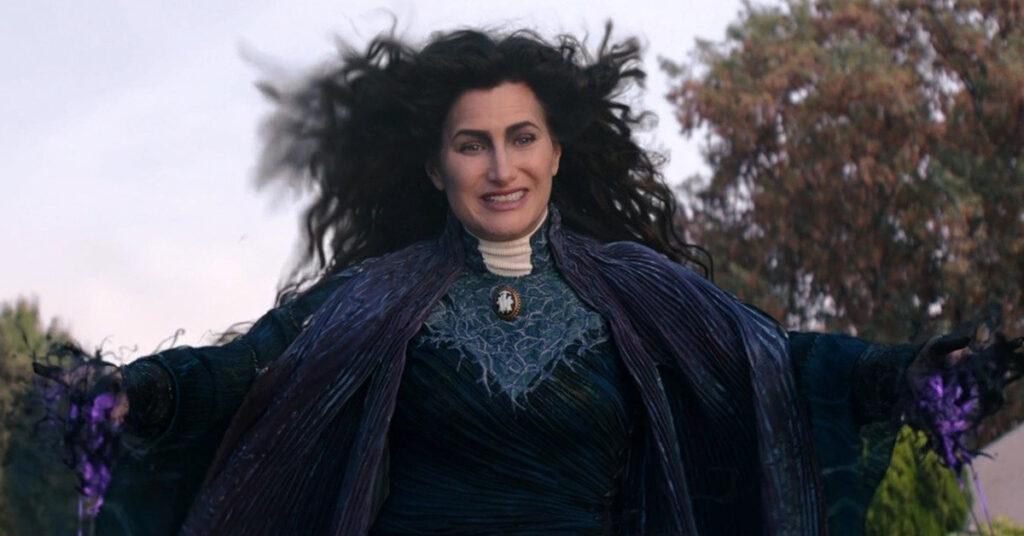 Agatha Harkness to Return in Doctor Strange 2