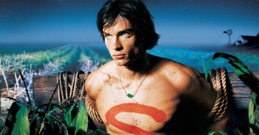CW Tom Welling Smallville Revive