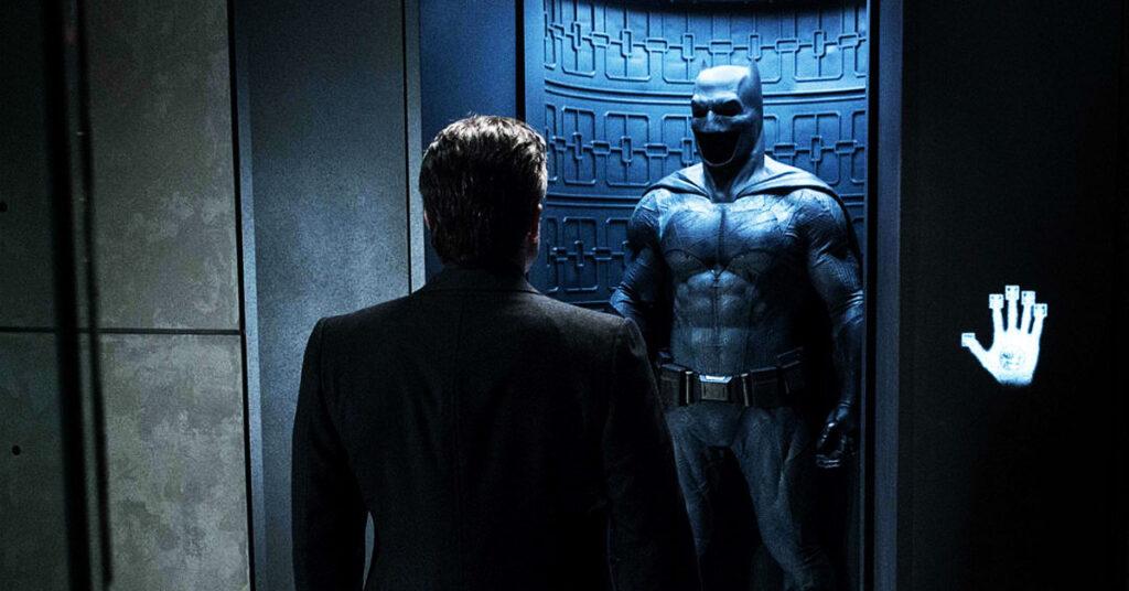 Ben Affleck Batman Series HBO Max