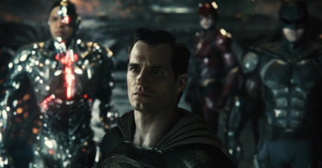Justice League 3 Zack Snyder New Gods