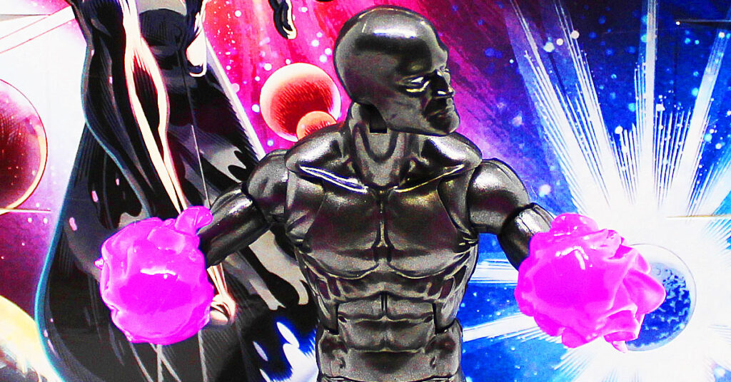 Marvel Legends Silver Surfer: The Fallen One