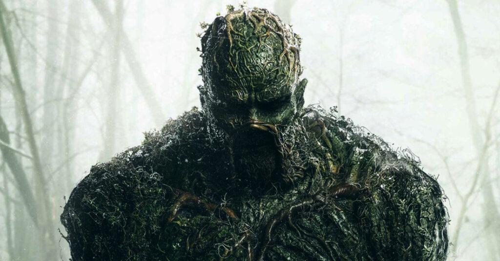 Swamp Thing Justice League Dark HBO Max J.J. Abrams
