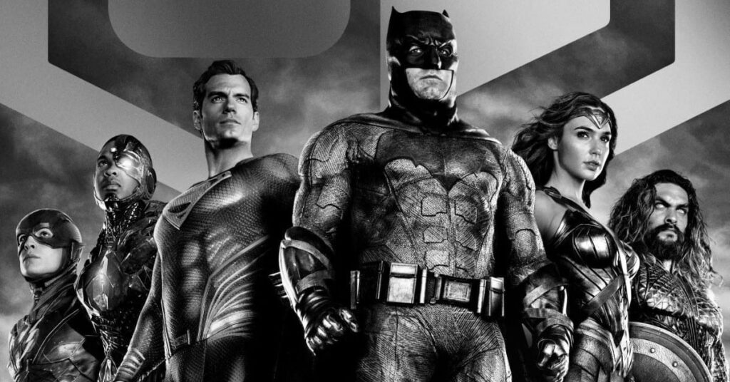 DC Films Justice League Reboot Multiverse