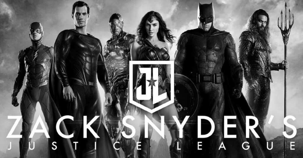 Justice League 2 Zack Snyder's Justice League 2 Theatrical Release WB