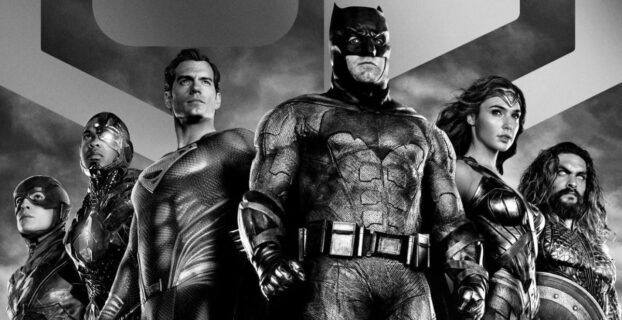 WB Zack Snyder's Justice League 2 Theatrical Release