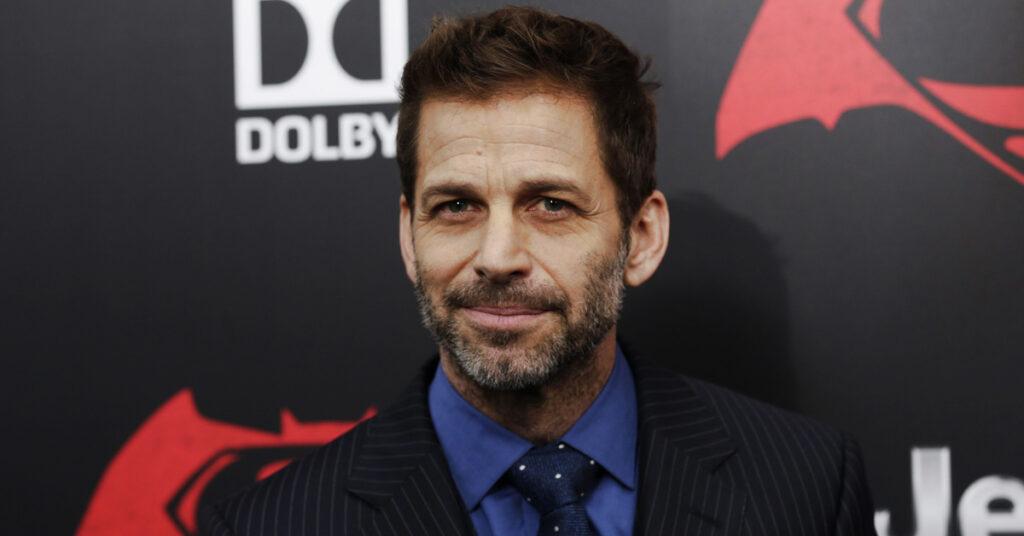 Zack Snyder DCEU Films Not Canon