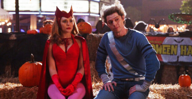 WandaVision Evan Peters Doctor Strange 2