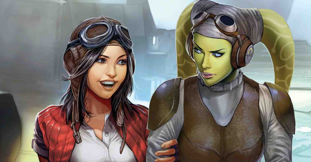 Chloe Bennet Considered For Doctor Aphra Star Wars Role