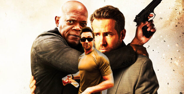 Deapool Sequel Samuel Jackson, Hugh Jackman And Ryan Reynolds