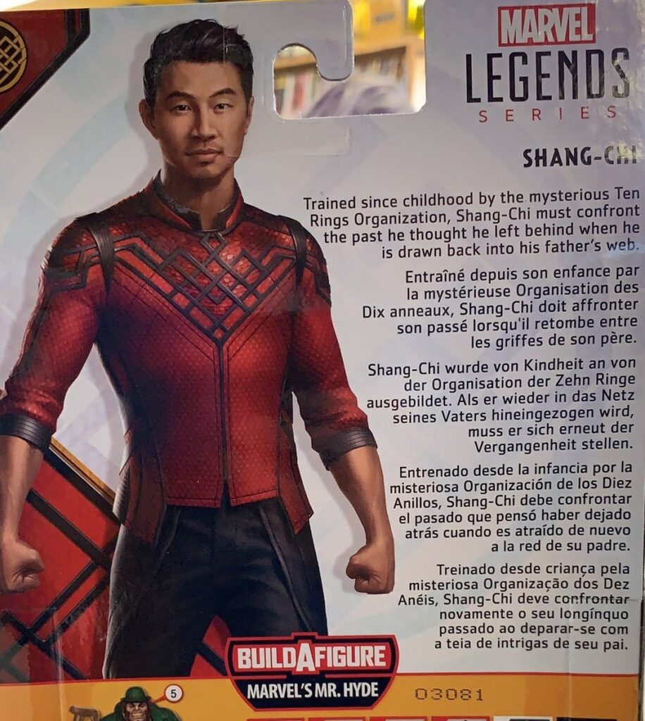 Shang-Chi and the Mandarin Revealed in Toy Leaks