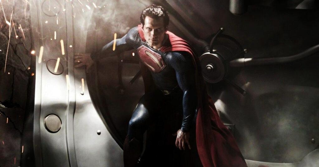 Henry Cavill Superman Black Adam Cameo The Rock