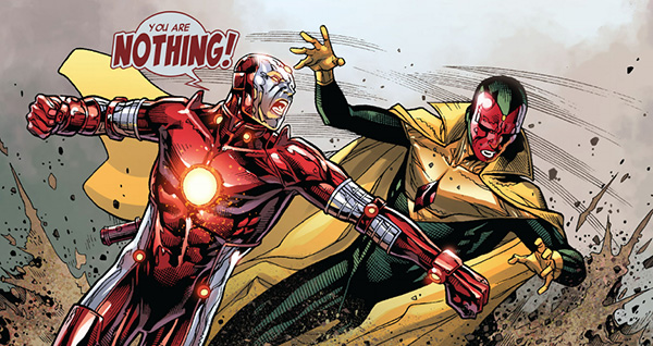 Iron Lad Cast Young Avengers