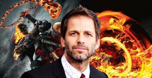 Marvel Studios Zack Snyder Ghost Rider Reboot